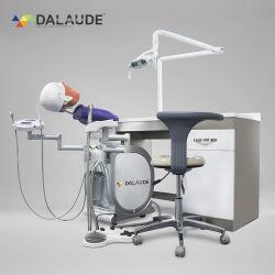 Afneembare Elektrische Mondelinge Simulatie Praktijk Systeem Klinische Teching Simulatie Eenheid Tand Training Simulator Tand Phantom Hoofd Tanden