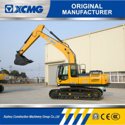 Bas prix de gros XCMG excavatrice chenillée hydraulique XE215c excavatrice 21.5tonne avec la CE