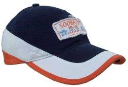 Chino sergé bande bande Design personnalisé et de promotion de promotion de Patch Hat Cap