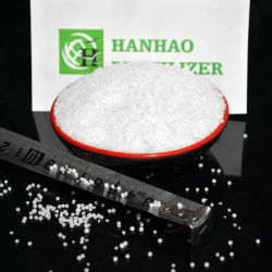 Мочевина 46% Prilled гранулированных 46 Азот 46,0% мин