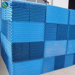 Neigung 5 Grad-Kühlturm-Füllmaterial für Fülle der Verkaufs-Kühlturm-Verpackungs-Media/PVC