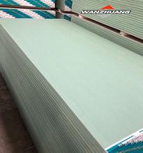 Bajo precio de la placa de yeso de alta calidad de planchas de yeso