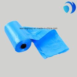 Vente en gros de sacs gonflables pour chiens de compagnie Sacs à emporter imprimés sur mesure Sacs à déchets pour chiens pour l'extérieur