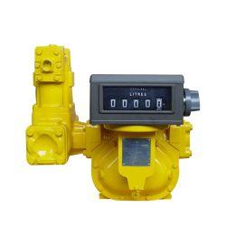 Pd de alta precisión del medidor de flujo de la gasolina medir