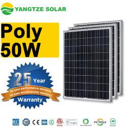 45 واط 50 واط 55 واط 60 واط Sun Precio Panel Solar Cell