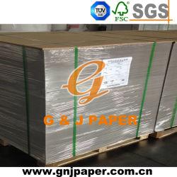 250GSM 700*1000mm Gr??en-einzelne Seiten-überzogenes Duplexpapier für Deckel
