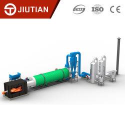 Essiccatore del cilindro del fango di industria del riscaldamento del gas naturale con dispersione della pala