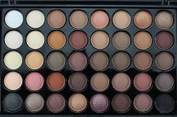 40 Stade mat couleur de la beauté de l'Oeil de maquillage Ombre