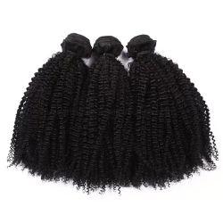 Onda profunda Virgem Remy Cabelo humano trama Brasileira Extensão de cabelo