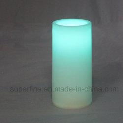 Le scintillement de luxe Portable LED Flameless Candle cadeaux de Camping