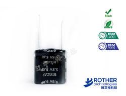 """5,5 В 2.5f Sueper конденсатор в сочетании резервного питания для хранения энергии Фарад"""" конденсатор"""