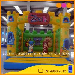Зоопарк надувные Bouncers Kid каркасных надувных судов (AQ126)