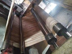Pellicole di carta decorative di colore di legno di carta del grano dell'unità di elaborazione per la colla laminata di stampa della pavimentazione
