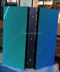 P10 en el exterior LED pantalla a color de señal de movimiento con dos lados