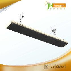 電力ソース赤外線放射テラスのヒーターのパネル(JH-NR18-13A)