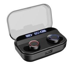 X11 de Draadloze Hoofdtelefoon Bluetooth 5.0 Hoofdtelefoon Earbuds van de Sport van de Controle van de Aanraking van de Vertoning van de Macht van Oortelefoons de Stereo Draadloze van Tws