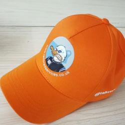 오렌지 5 위원회 승진은 싸게 로고에 의하여 인쇄된 야구 모자를 주문을 받아서 만들었다