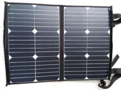 40W Solar Sunpower Panel plegable plegable cargador para todos los móviles de energía y batería