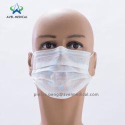 La Cina ha stampato le mascherine mediche chirurgiche divertenti colorate del fronte non tessuto