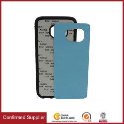 Custodia per cellulare in silicone a sublimazione personalizzata per Samsung S7