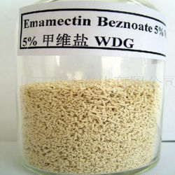 L'emamectin benzoate prix d'usine Insecticide agrochimique 5%WDG