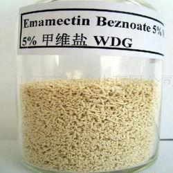 Benzoate Emamectin 5%Wdg van het Insecticide van de Prijs van de fabriek Agrochemische