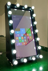 Dedi 52inch Foto-Stand magischer Selfie Spiegel Photobooth für Partei-Ereignisse