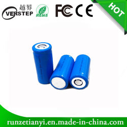 Fabrik-neue Lithium-Batterie 3.7V 10370/10440/14250/14650/16500/17500/18490, 300mAh/800mAh/1000mAh/1300mAh/2000mAh