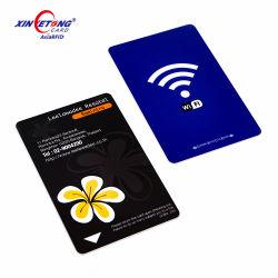 Профессиональные карты производство готовых EV1 1K 4 K ПВХ бесконтактный считыватель смарт-карт RFID