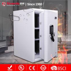 Alta qualidade com certificação UL pesado digital à prova de fogo Caixa Seguro