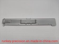 Rivet + Assembly Clear Anodize Mil-A-8625, Type II 판금 파트 누르기
