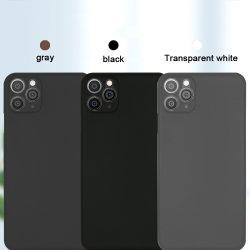 На заводе Шэньчжэня оптовой водонепроницаемая PU Удалите телефон чехол для iPhone