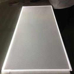 PS アクリルマテリアルライトガイドプレート、 TV バックライト用、および LED 照明