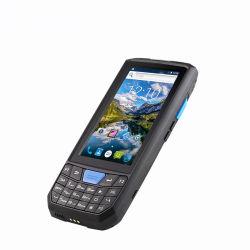 Computador móvel portátil GPRS/WiFi/1d 2D PDA Laser Scanner de código de barras Android Market