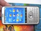 Tmobie AT&Tによって鍵を開けられるQuadbandの携帯電話(A968)