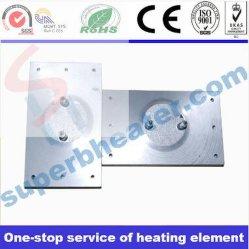 La placa calefactora de aluminio fundido a presión para la máquina de moldeo de plásticos