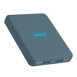 Oisle Slim Magnetic Wireless Power Bank 8000mAh ポートベール高速充電 iPhone 12/13/Mini / PRO/PRO Max のパワーバンク