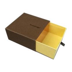 引出しのカスタム印刷を用いるペーパーギフト用の箱の板紙箱