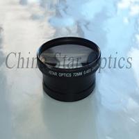 Преобразователь с широким углом 72 мм объектив для цифровых камер (CS72W82045B)