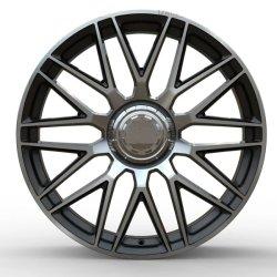 سيارة مرسيدس بنز الجديدة من طراز AMI AMI ذات حافة العجلة حواف عجلات من الألومنيوم