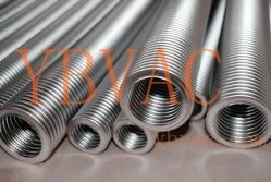 ISO-KF tuyau ondulé, souple, recuits