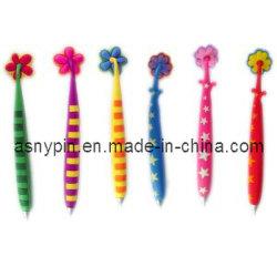 PVC magnétique personnalisée stylo à bille