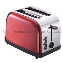 Высокое качество 2 срез автоматически всплывающий тостер для кухонная техника