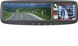 Monitor de coche retrovisor con GPS Bluetooth (AV)