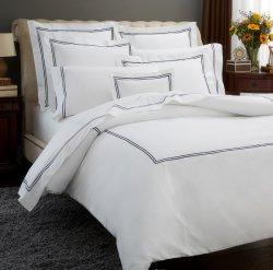 Вышивание коллекции отель с роскошными постельными принадлежностями наборы (DPH7024)