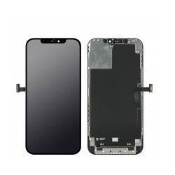 شاشة LCD تعمل باللمس تعمل باللمس تعمل باللمس تعمل بتقنية OLED للهاتف المحمول قياس 6.1 بوصة بسعر المصنع لـ iPhone12