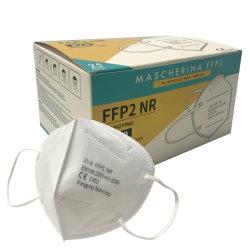 FFP2 wegwerpmaskers kwaliteit Hoge prestaties-Prijs niet-woven huidverzorging 5-laags