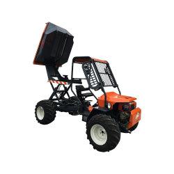 certificado CE y 4WD por aceite de palma de la rueda de tractor con tecnología especial