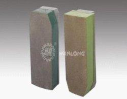 La superficie de piedra de pulido y rectificado de piedra de ladrillos y procesamiento de la resina de ladrillo de diamantes