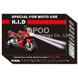 A embalagem mais recente para motociclo Kit de lâmpadas de xénon